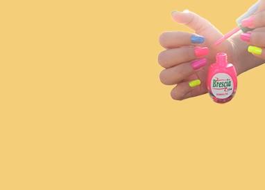 Embajadoras de marca esmaltes de uñas